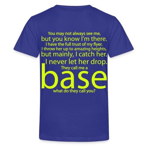 iBase Kids' - Kids' Premium T-Shirt