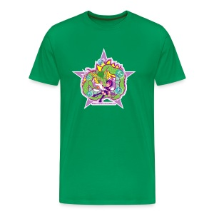 Universal Dragon - Men's Premium T-Shirt