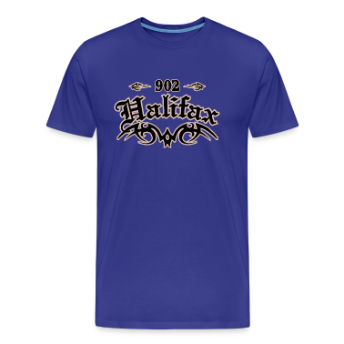 Halifax 902 Heavyweight T-Shirt