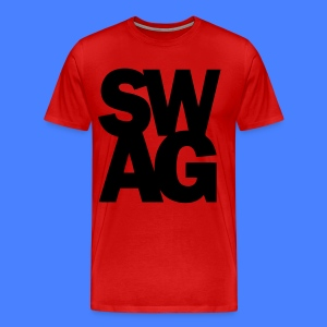 SWAG T-Shirts - stayflyclothing.com - Men's Premium T-Shirt