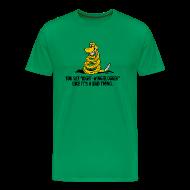 T-Shirts ~ Men's Premium T-Shirt ~ Article 10415223