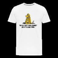 T-Shirts ~ Men's Premium T-Shirt ~ Article 10415226