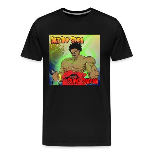 Datboysupa- Supa Saiyan T's - Men's Premium T-Shirt