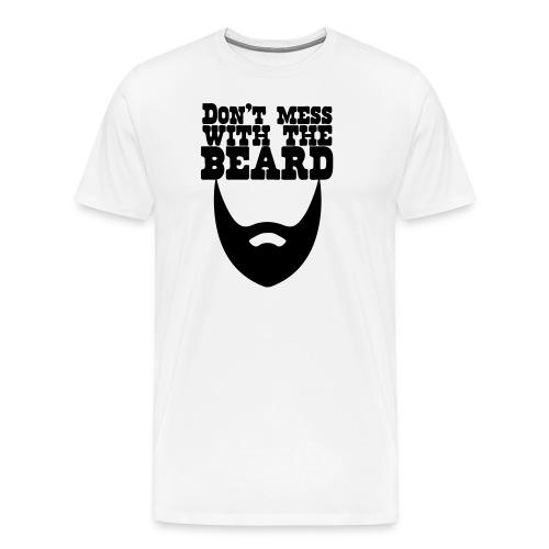 Beard - Men's Premium T-Shirt