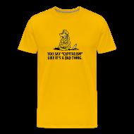 T-Shirts ~ Men's Premium T-Shirt ~ Article 10423020
