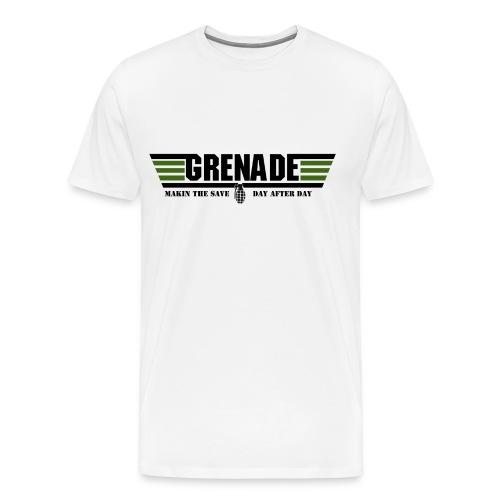 Grenade!!!!!! - Men's Premium T-Shirt