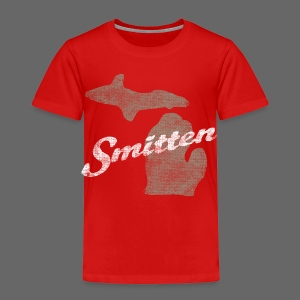 Smitten - Toddler Premium T-Shirt