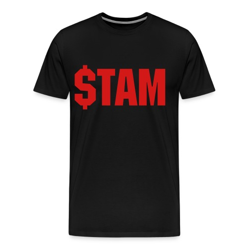 Original $TAM white - Men's Premium T-Shirt