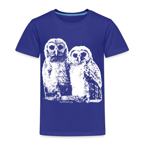 Owlets 0189 - Toddler Premium T-Shirt