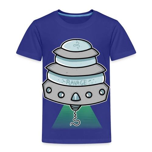 Invasion Tee (Toddler) - Toddler Premium T-Shirt