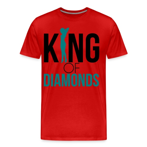 Diamond T-shirts - Men's Premium T-Shirt