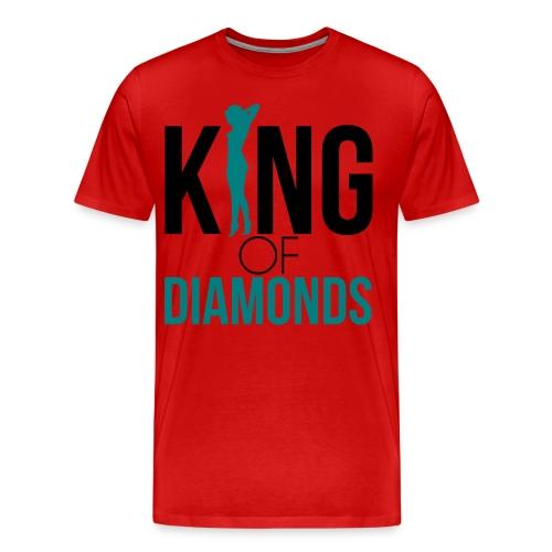 Diamond T-shirts - Men's Premium T-Shirt