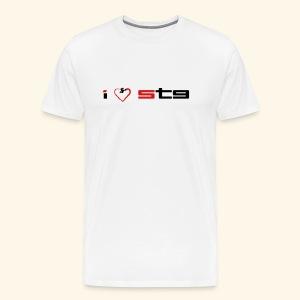 I ❤ STG 4 - Men's Premium T-Shirt