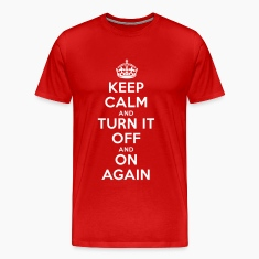 keep_calm_flex T-Shirts