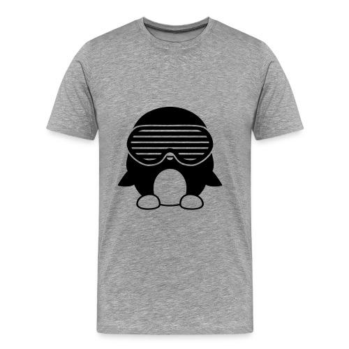 Funky Penguin! - Men's Premium T-Shirt