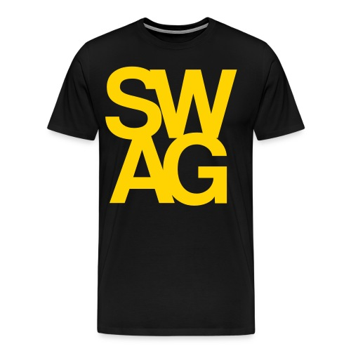 SWAG! - Men's Premium T-Shirt