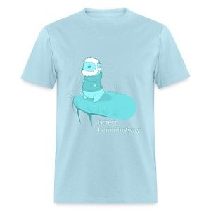 Ernest Lemmingway - Men's T-Shirt