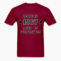 Made in 1967 T-Shirts