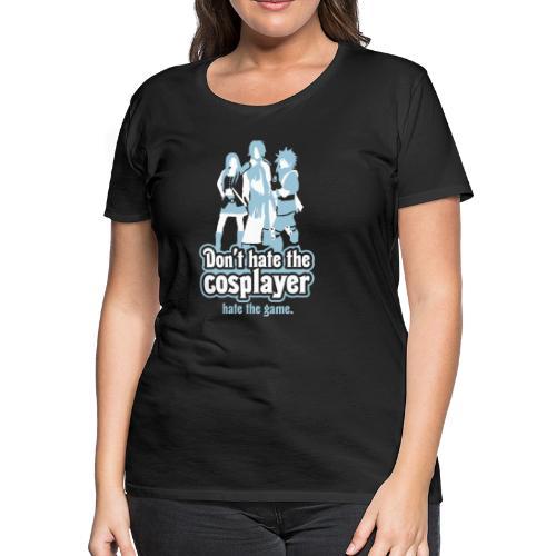 Cosplayer Hater Womens Tee - Women's Premium T-Shirt