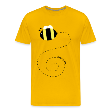 Bee on a Tee (Men's)