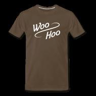 T-Shirts ~ Men's Premium T-Shirt ~ Men's 3xl and 4xl Woo Hoo