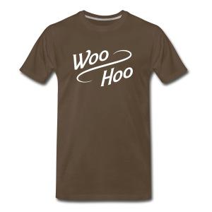 Men's 3xl and 4xl Woo Hoo - Men's Premium T-Shirt