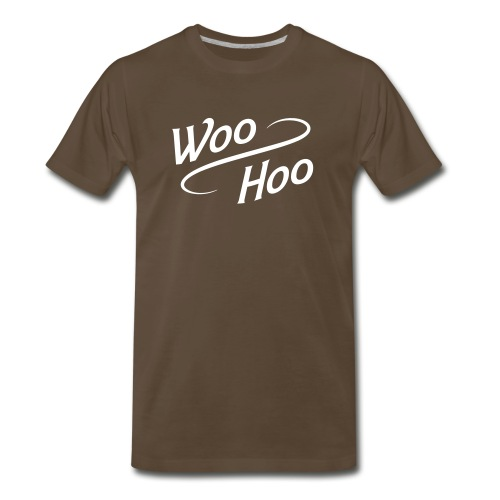 Men's 3xl and 4xl Woo Hoo - Men's Premium T-Shirt