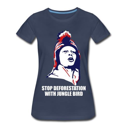 Official Birdman - Women's Plus Size  - Women's Premium T-Shirt