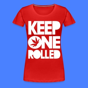 Keep One Rolled Women's T-Shirts - stayflyclothing.com - Women's Premium T-Shirt