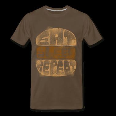 eat sleep repeat T-Shirts
