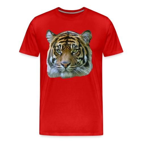 Tiger Head - Men's Premium T-Shirt