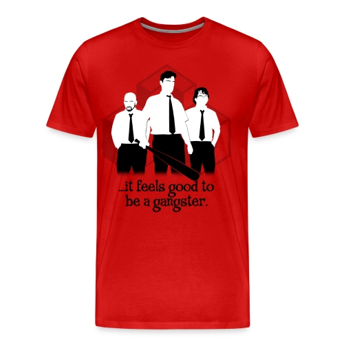 Office Gangsters - Men's Premium T-Shirt