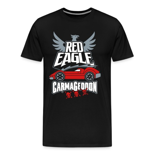 Red Eagle - Men's Premium T-Shirt