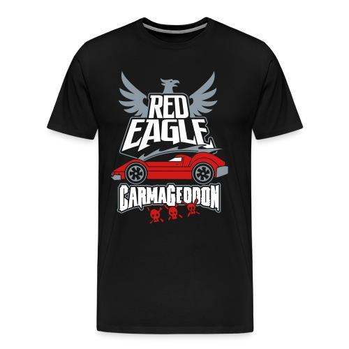 Red Eagle - Men's Premium T-Shirt