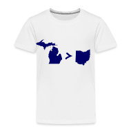 Baby & Toddler Shirts ~ Toddler Premium T-Shirt ~ Geography and Math
