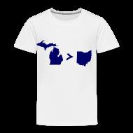 Baby & Toddler Shirts ~ Toddler Premium T-Shirt ~ Geography and Math