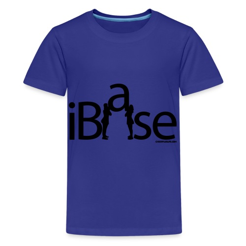 Kids 'iBase' shirt - Kids' Premium T-Shirt