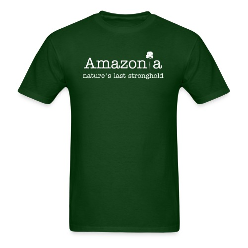 amazonia_nature - Men's T-Shirt