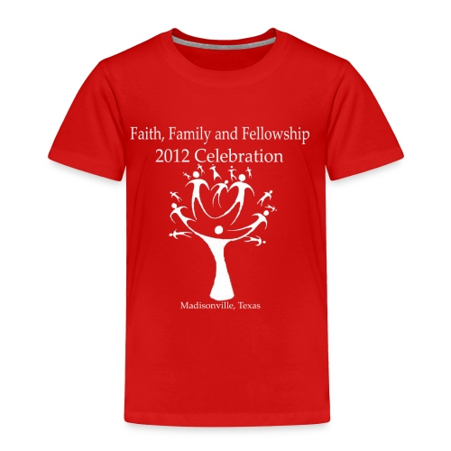 Family Celebration Toddler Tshirt - Toddler Premium T-Shirt