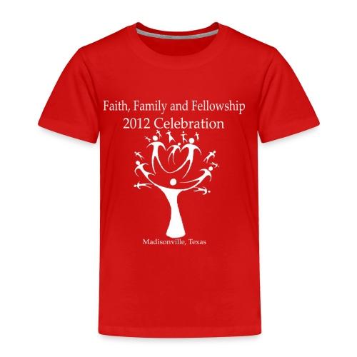 Family Celebration Toddler Tshirt - Toddler Premium T-Shirt
