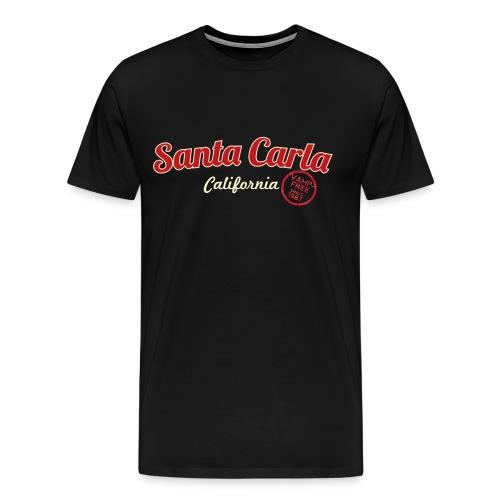 Vamp-Free Santa Carla - Lost Boys - Men's Premium T-Shirt