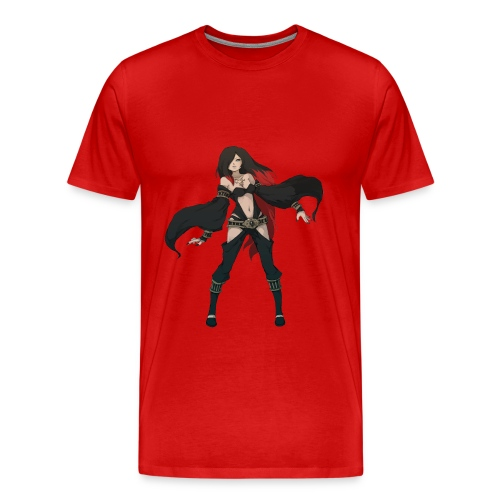 Gravity Rush Villian - Men's Premium T-Shirt