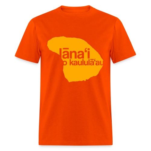 Lanai a Kaululaau - Men's T-Shirt