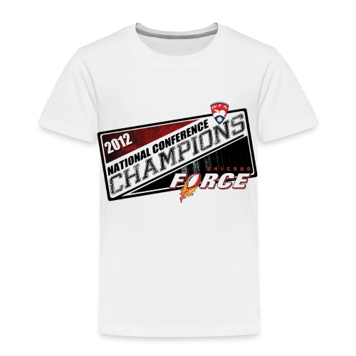 2012 National Conference Champions - Toddler Premium T-Shirt