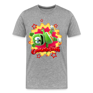 Gummibär Starburst Men's 3XL & 4XL Shirt - Men's Premium T-Shirt