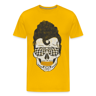 Glamour Zombie Elvis T-Shirts