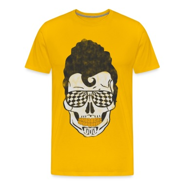Glamour Zombie Elvis T-Shirts