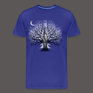 OWL TREE - Men's Premium T-Shirt