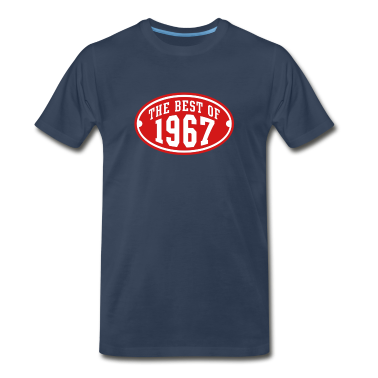 THE BEST OF 1967 2C Birthday Anniversary T-Shirt