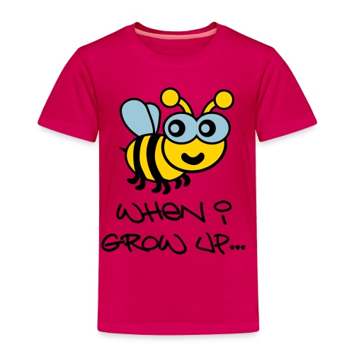 Baby Bee - Toddler Premium T-Shirt